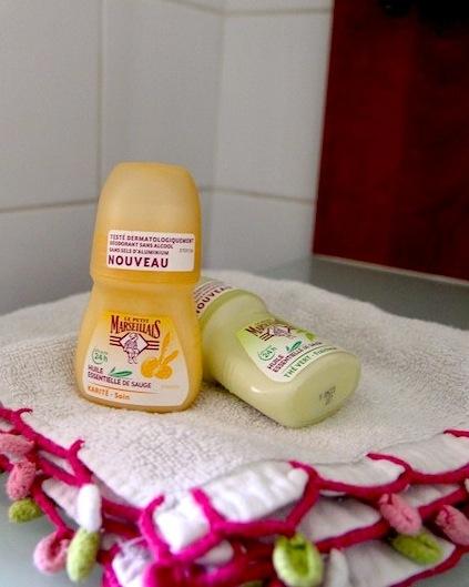 déodorant petit marseillais