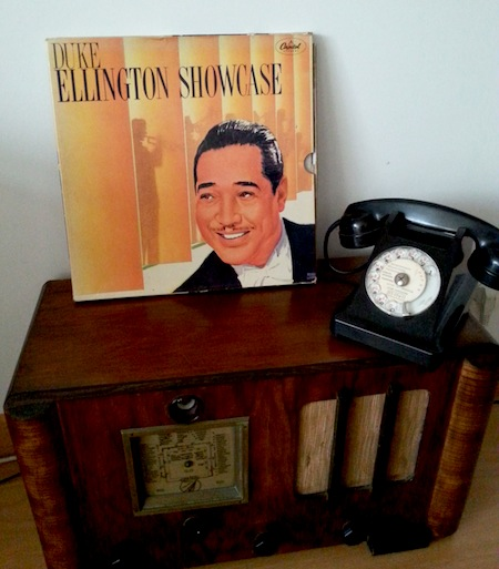 vinyl Duke Ellington
