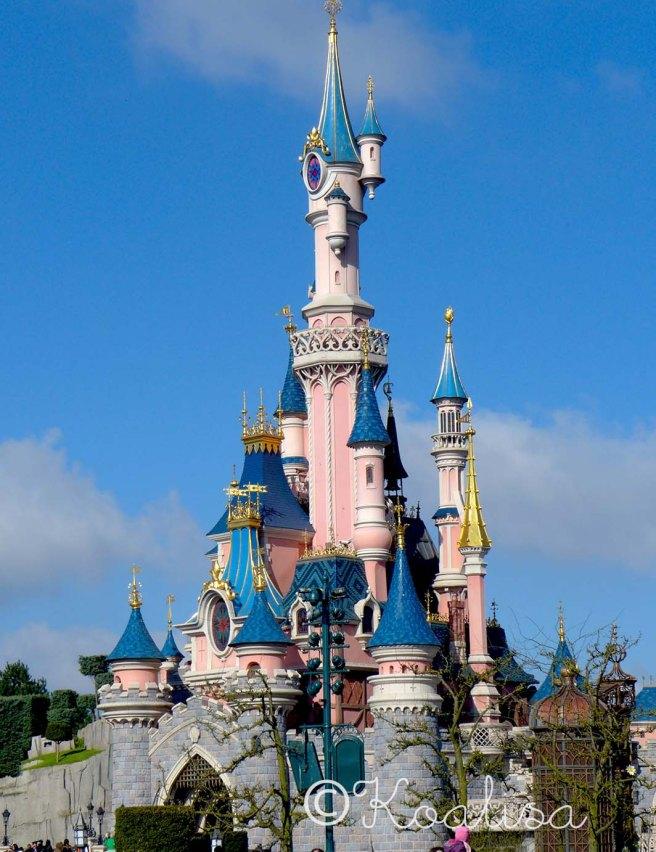château Disneyland