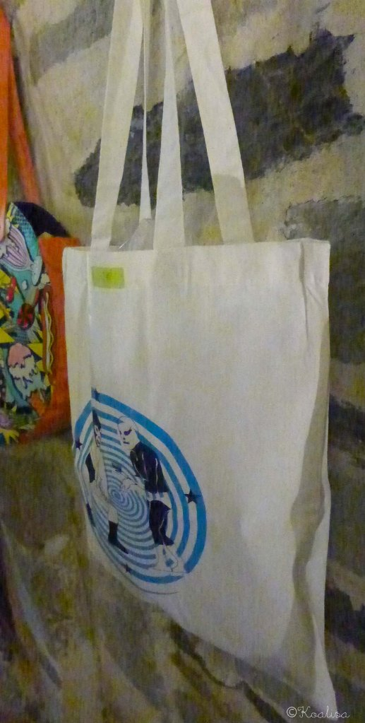 catcheurs tote bag