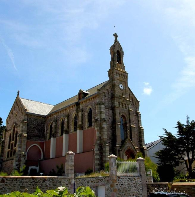 chapelle du val andré