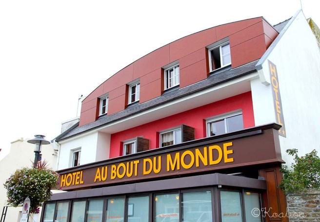 au bout du monde hotel