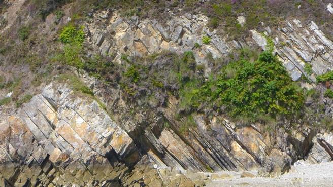roches horizontales