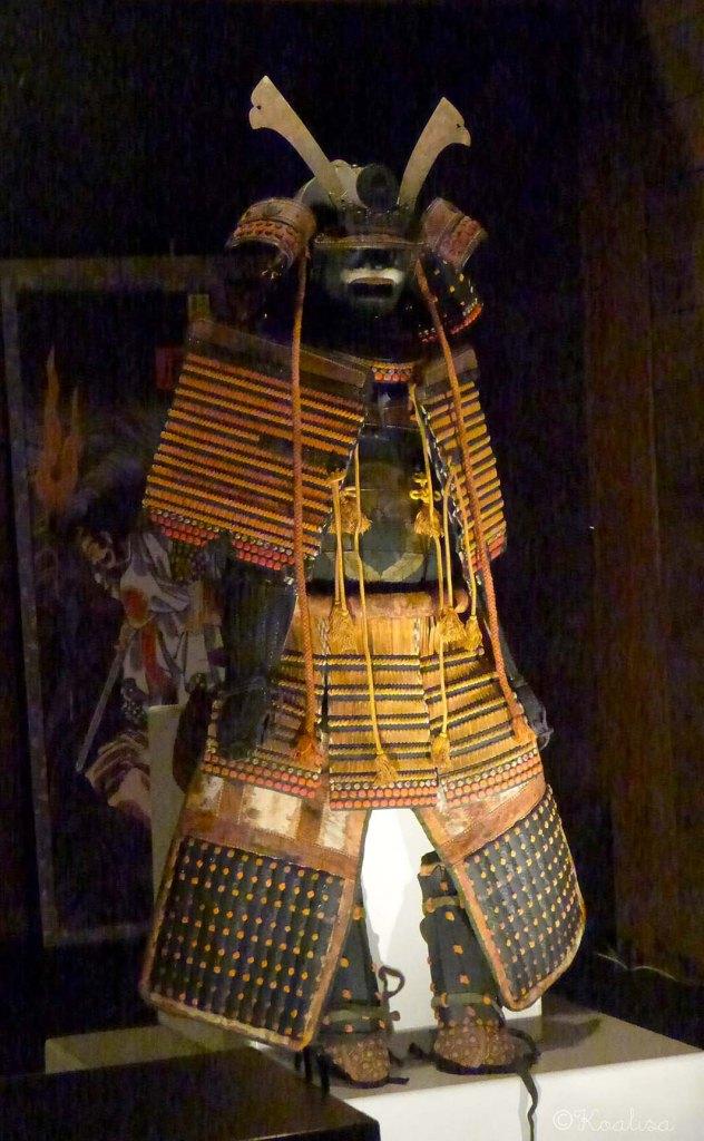 armure samourai